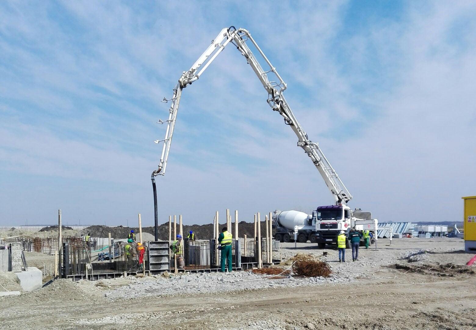 [FOTO] Investiție de 10 milioane de euro într-o nouă fabrică, la Secuienii Noi