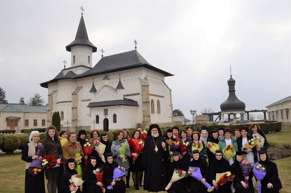 Ziua Femeii, serbată la Centrul Eparhial din Roman