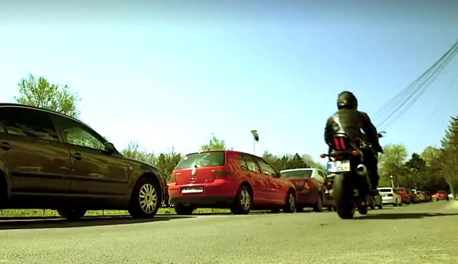 """""""Motocicliștii există în trafic!"""""""
