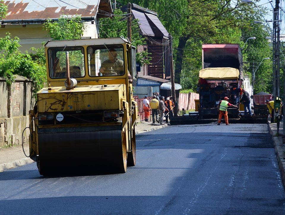 Este gata licitația de asfaltare a străzilor din cartierul Bălcescu. Strada Tinosului intră în reparații anul acesta