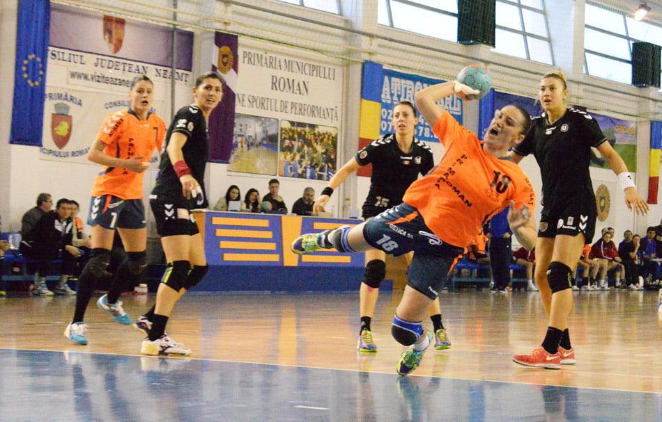 Raluca Agrigoroaei renunță la handbal