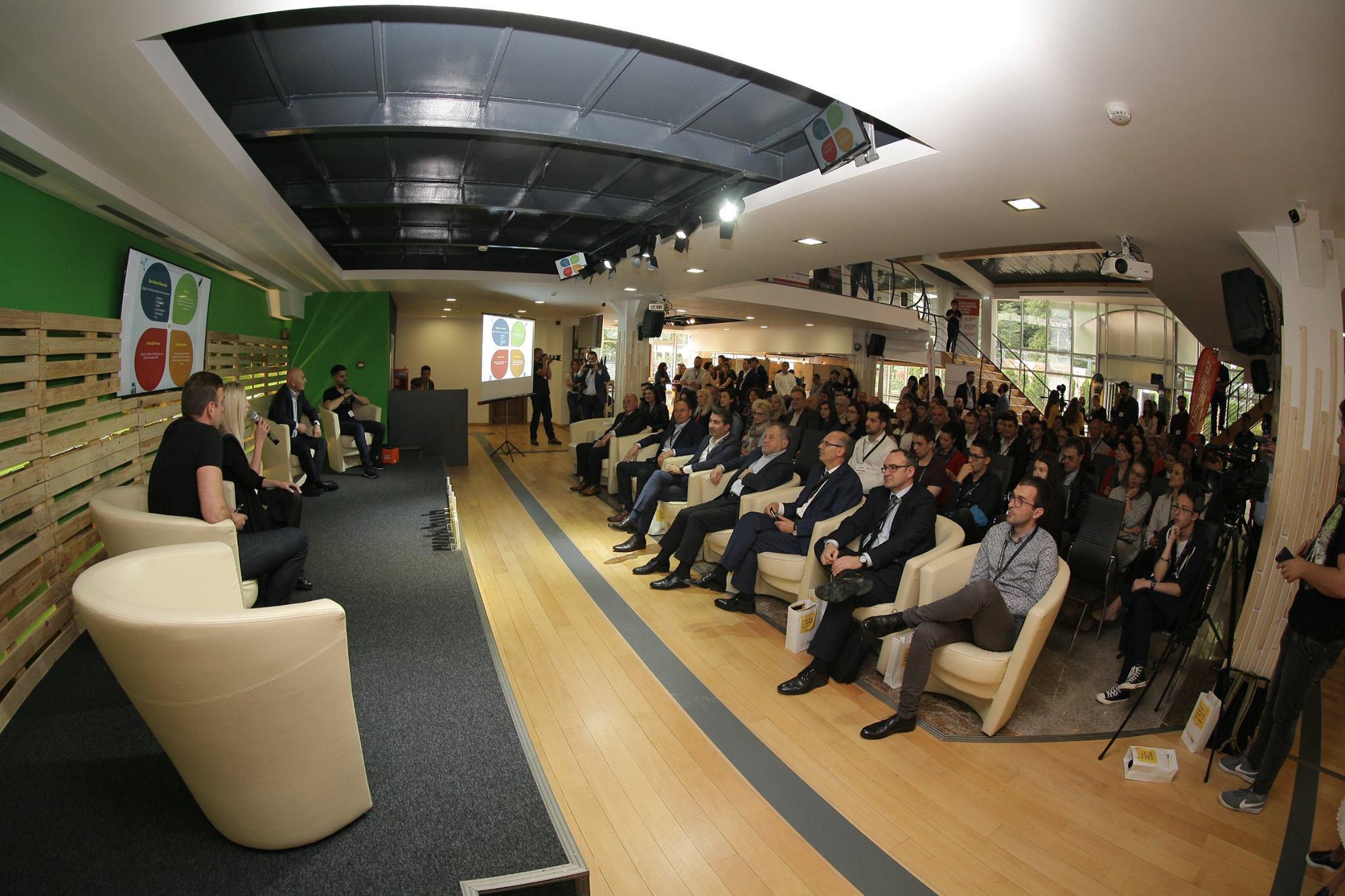 Rubik Hub dă startul celei mai mari aventuri antreprenoriale din regiune