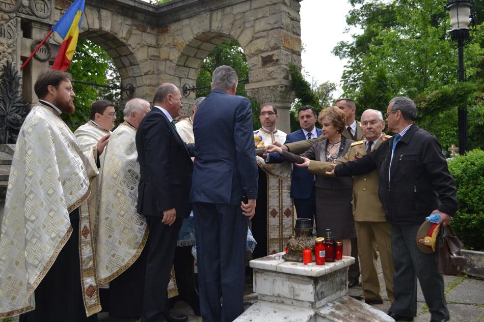 Ziua Eroilor, marcată la Piatra Neamț