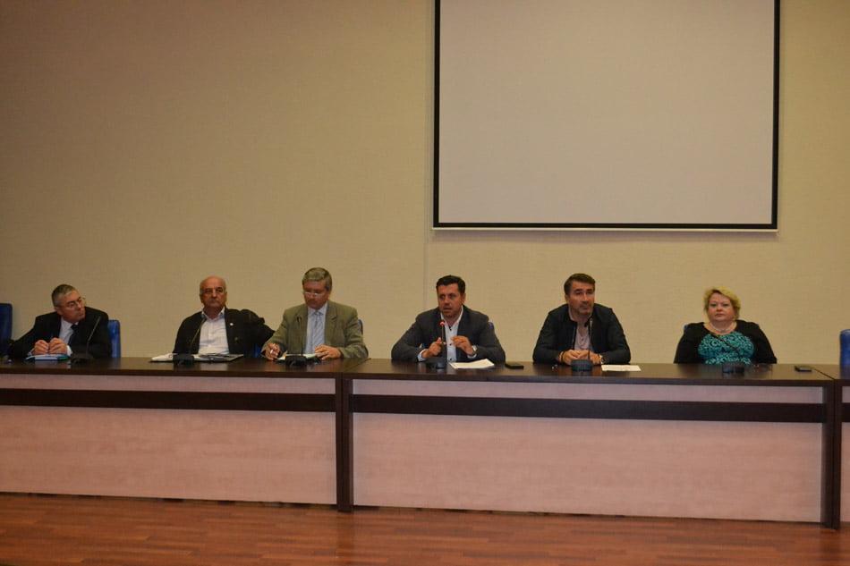Prefectul Vasile Panaite s-a întâlnit cu reprezentanții primăriilor din județ