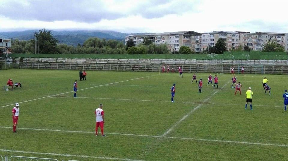 Biruința Gherăești, pe locul al patrulea după primul turneu play-off al Campionatului Național de Oină