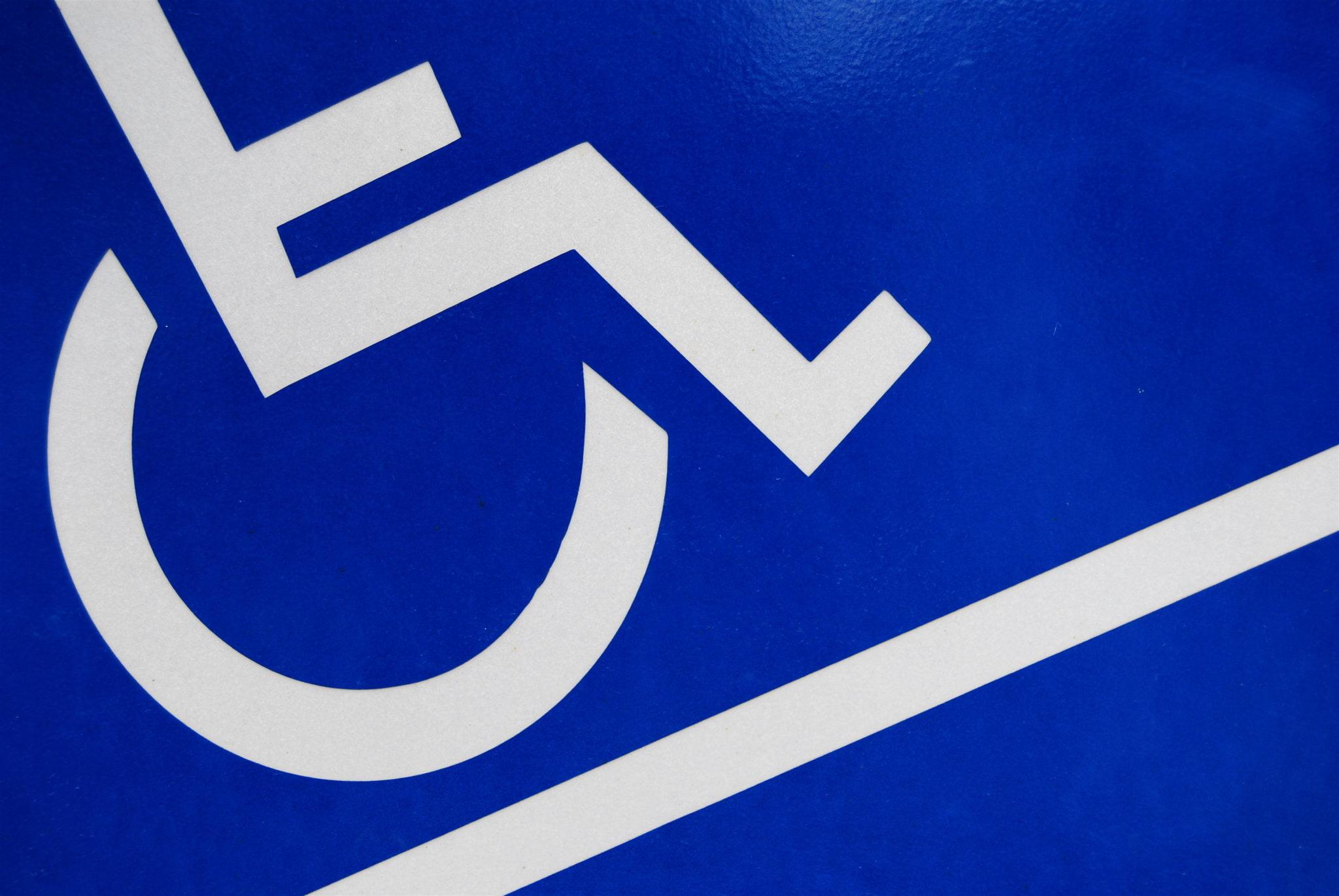 Mai multe facilități pentru persoanele cu dizabilități