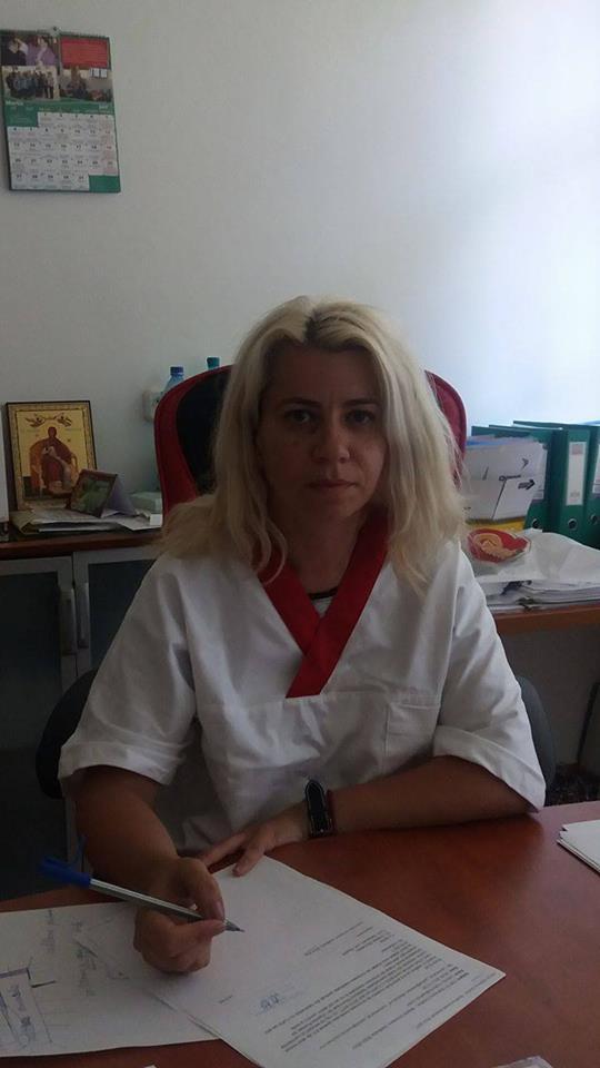 Medic nou la Laboratorul Spitalului Municipal de Urgență Roman