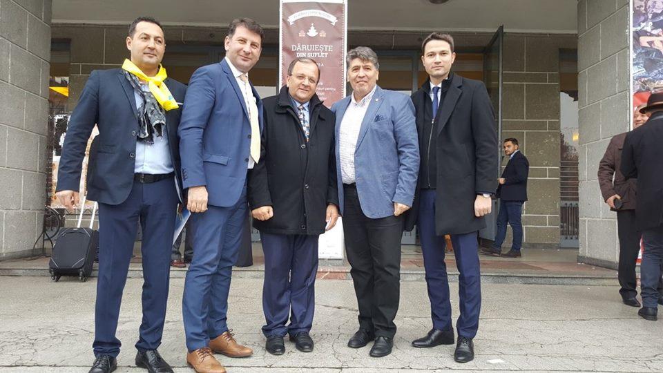 Primarul Lucian Micu, ales în Biroul Național al Ligii Aleșilor Locali PNL