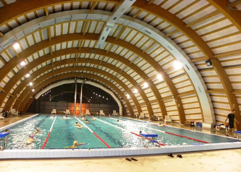 Înscrieri la înot pentru grupele de juniori, la CSM Roman
