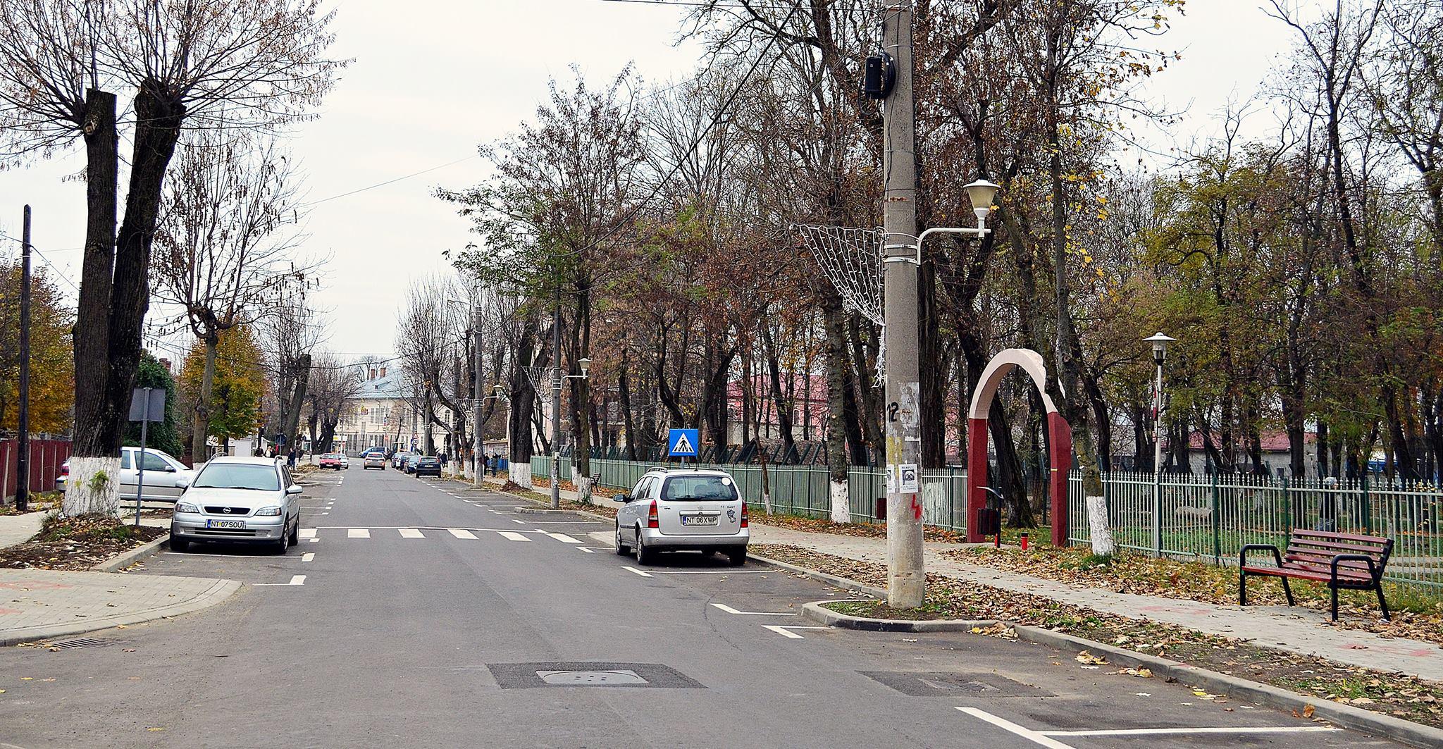 Strada Eternității, cu sens unic de lunea viitoare
