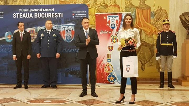 Canotoarea Laura Oprea, din Nisiporești, campioană europeană și mondială în acest an, desemnată sportivul anului!