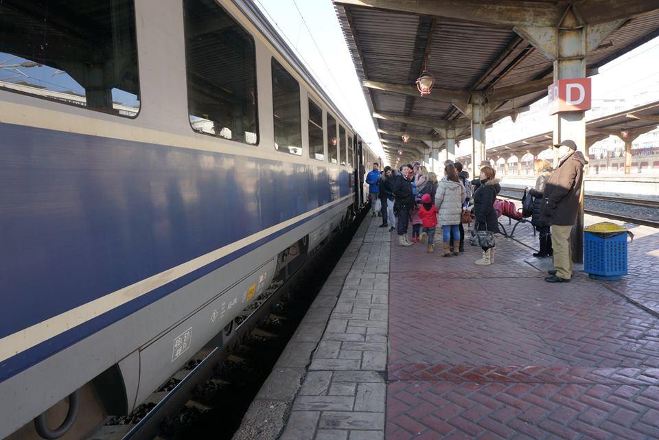 Trenul Inter Regio 1755 Suceava – București va opri și în Gara Roman