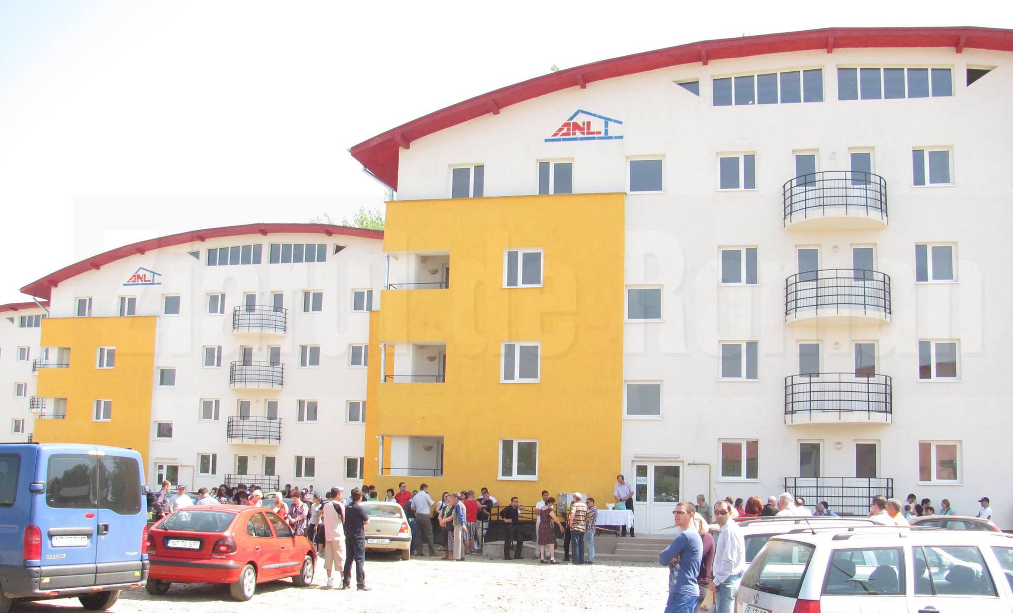 Cererile pentru locuințe ANL sunt așteptate până la sfârșitul lunii ianuarie