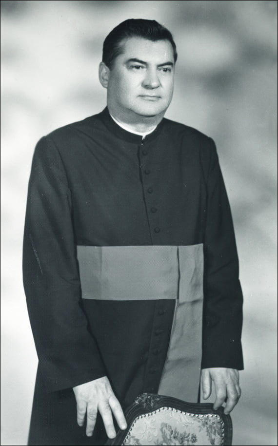 Mons. Petru Gherghel, ordinarius