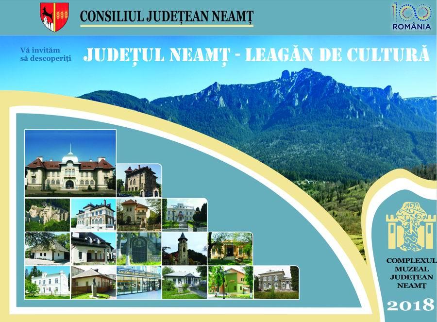 Istoria și cultura județului Neamț, la Târgul de Turism al României