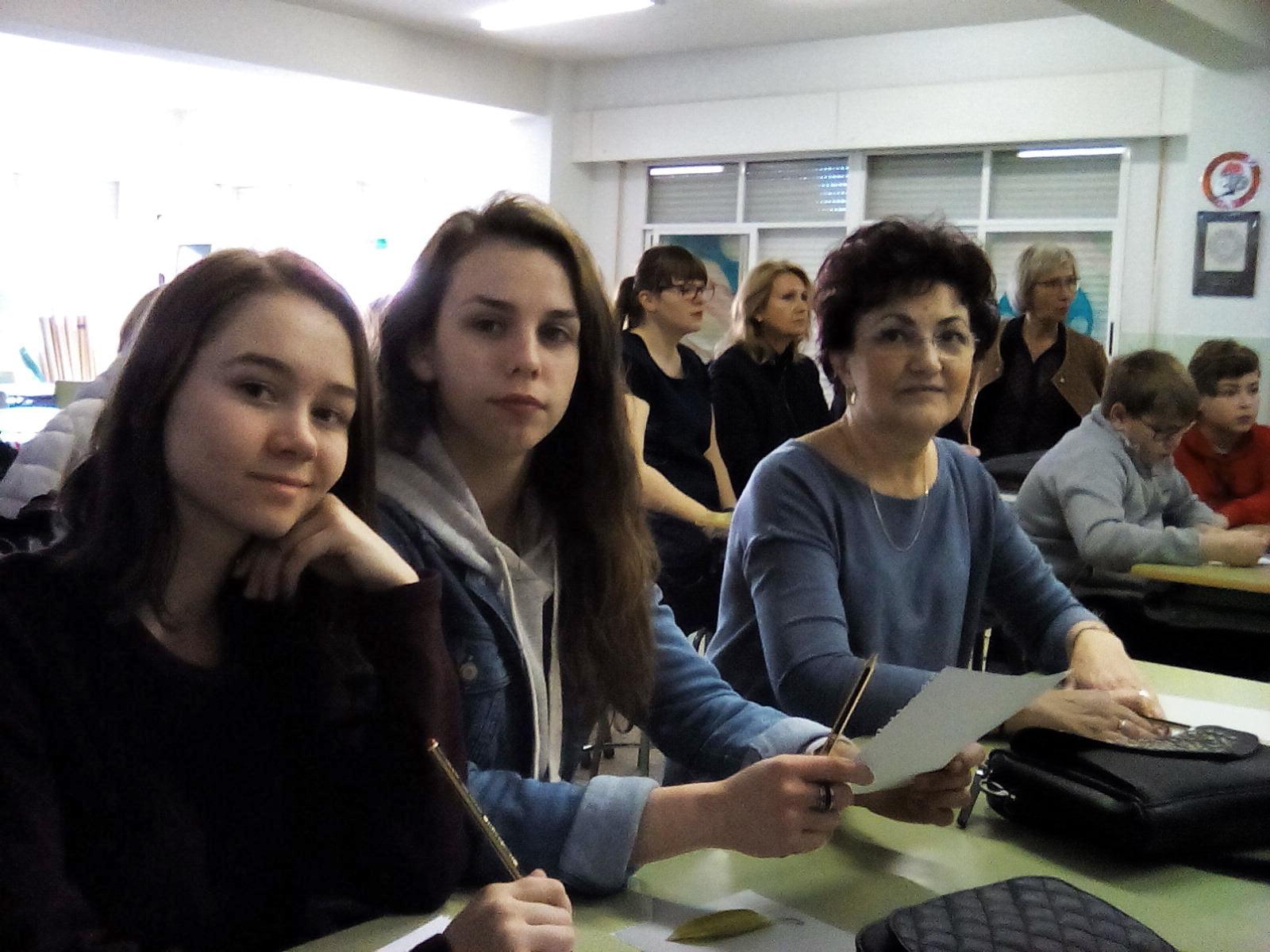 """Elevii de la """"Vasile Sav"""" au analizat mediul acvatic în țara lui Cervantes"""