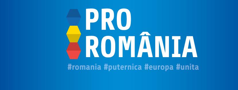 Pro România, un nou partid cu organizație în județul Neamț