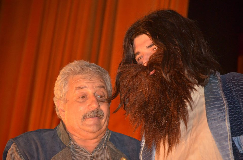 """Teatrul """"Dan Alecsandrescu"""" prezintă luni comedia """"Omul care a văzut moartea"""""""