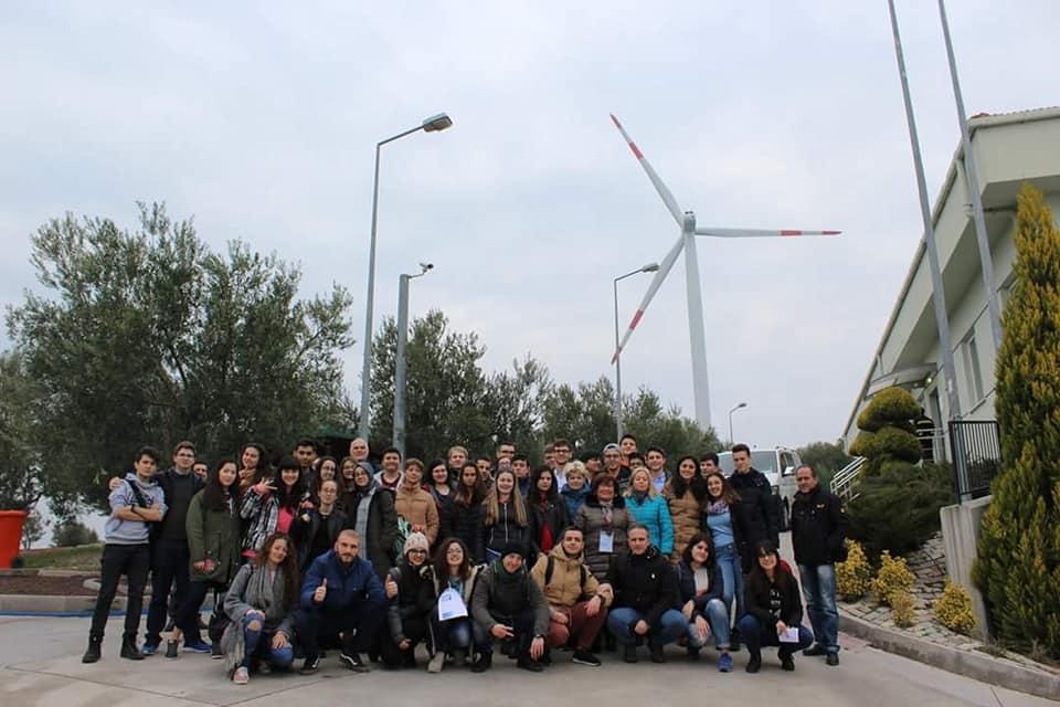 """Lecţii pentru protejarea mediului în Turcia, pentru elevi şi profesori de la Colegiul Tehnic """"Danubiana"""""""