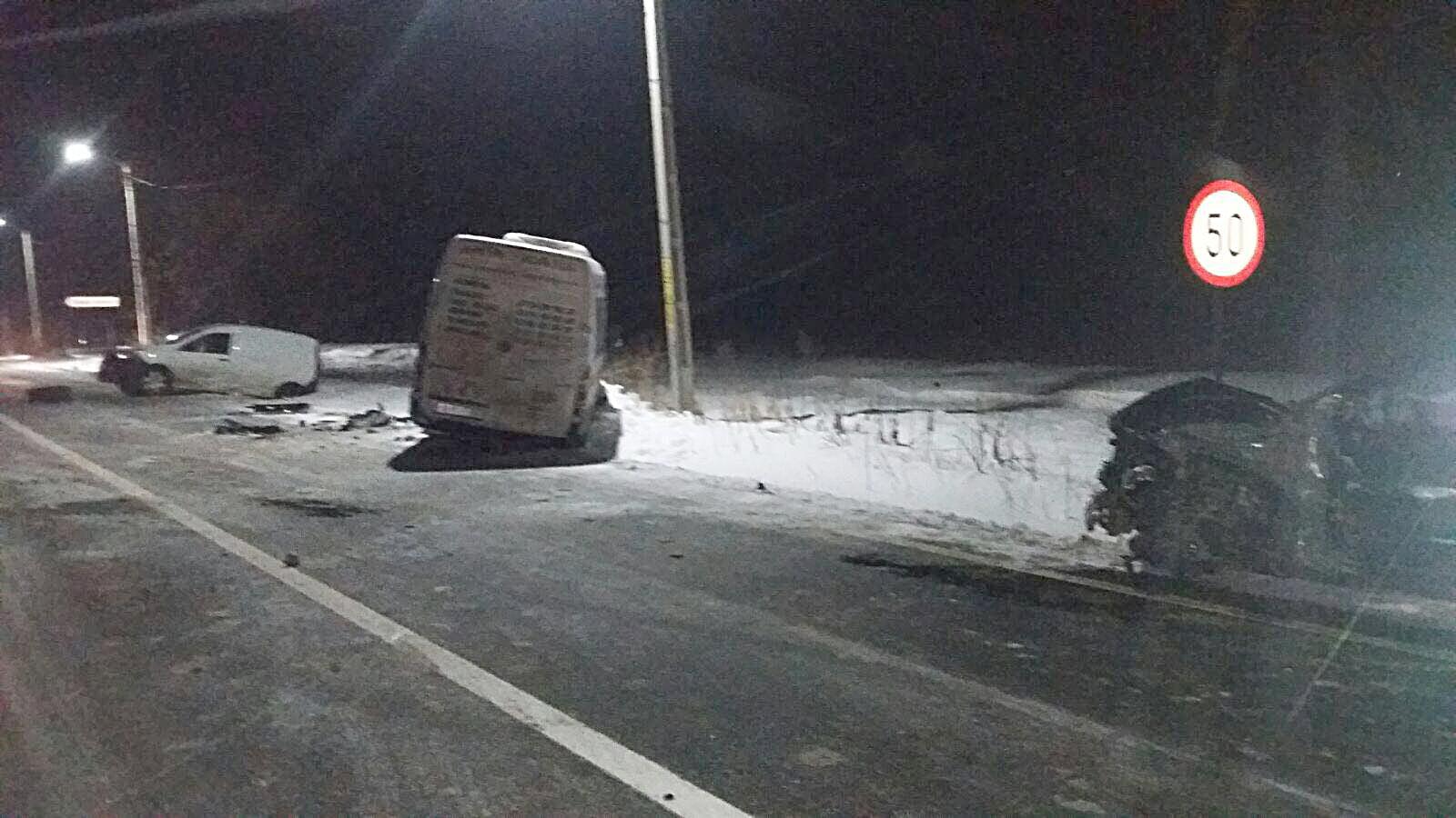 Tânăr din Făurei băut la volan, implicat într-un accident pe drumul Piatra Neamț – Roman