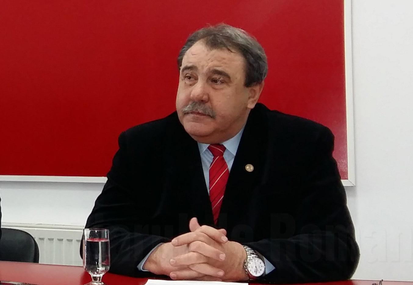 """Deputatul Viorel Stan: """"La mulți ani, drag municipiu! La mulți ani, romașcani!"""""""