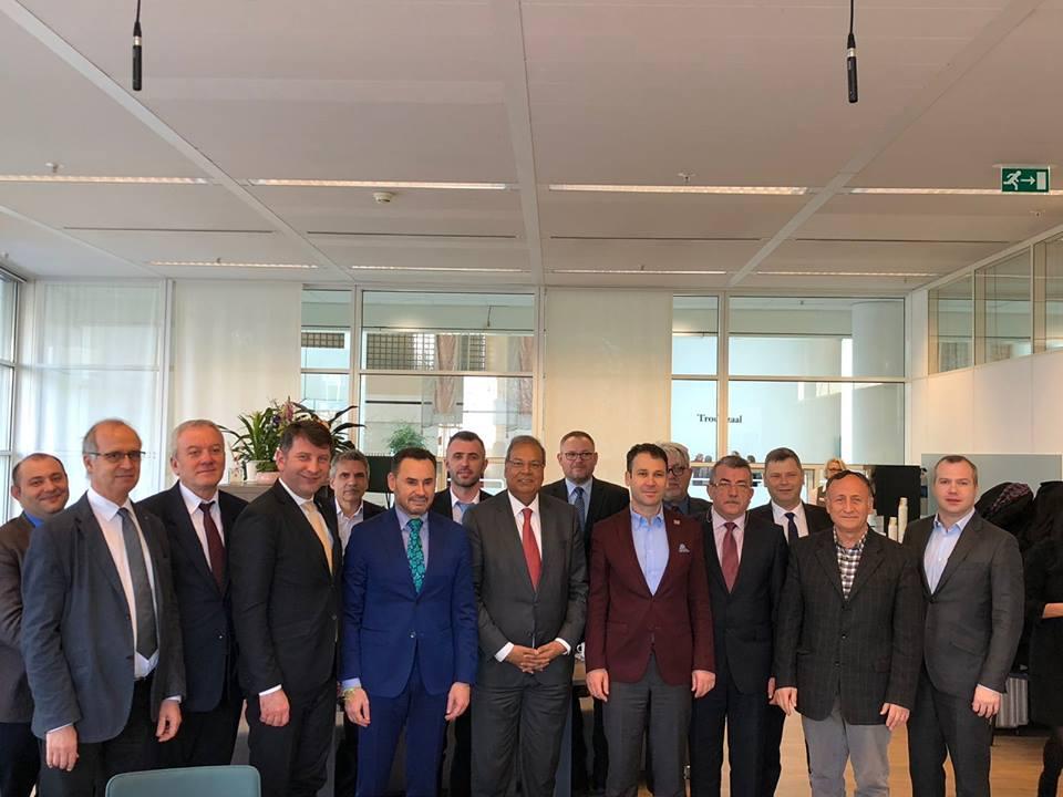 Primarul Lucian Micu își încheie vizita în Estonia și Olanda