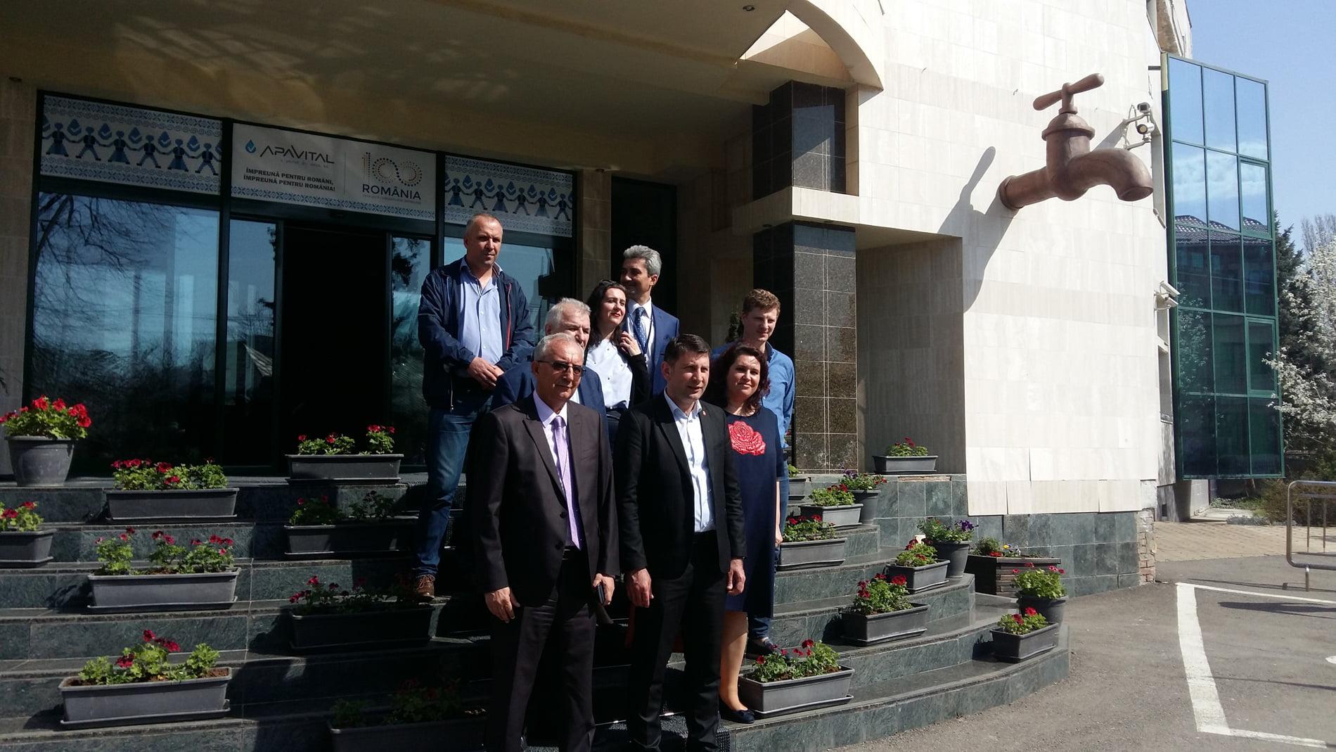 Oferta ApaVital Iași pentru Roman: facturare individuală și plata cofinanțării proiectului european