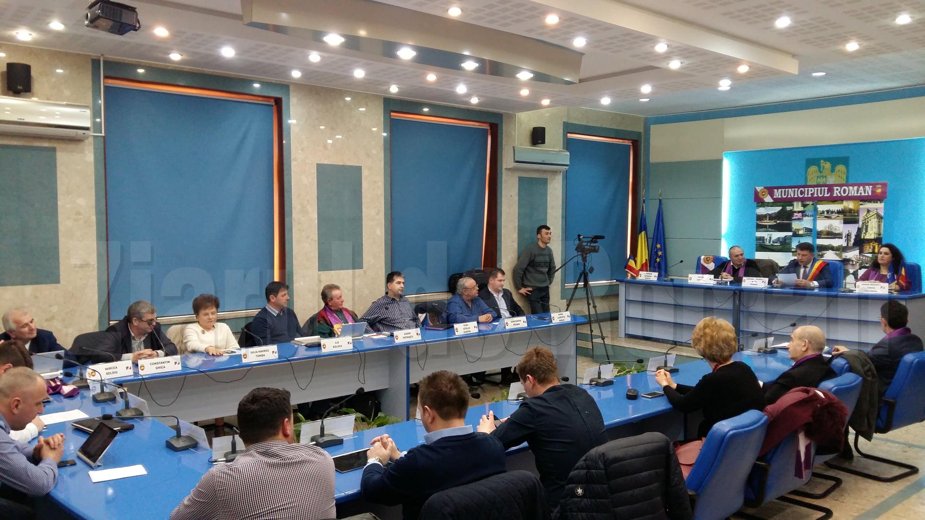 Consilierii locali, ultimul vot pentru contractarea împrumutului de 10 milioane de euro