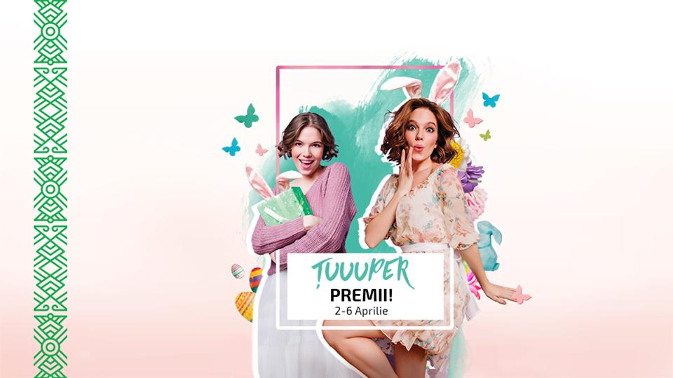 Program special de Paști și surprize pentru vizitatori, la Shopping City Piatra Neamț