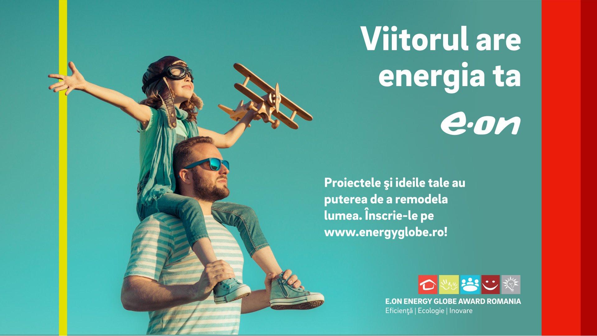 Termenul limită pentru înscrierea în concursul E.ON Energy Globe Award Romania 2018 a fost prelungit