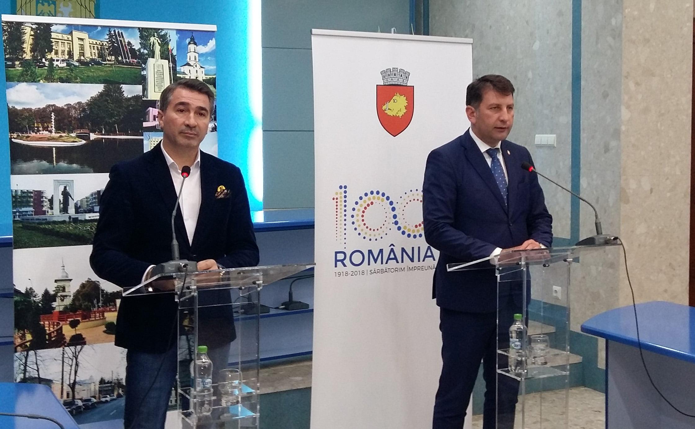 CJ Neamț reabilitează Casa Celibidache și pregătește proiecte pentru Spitalul Roman