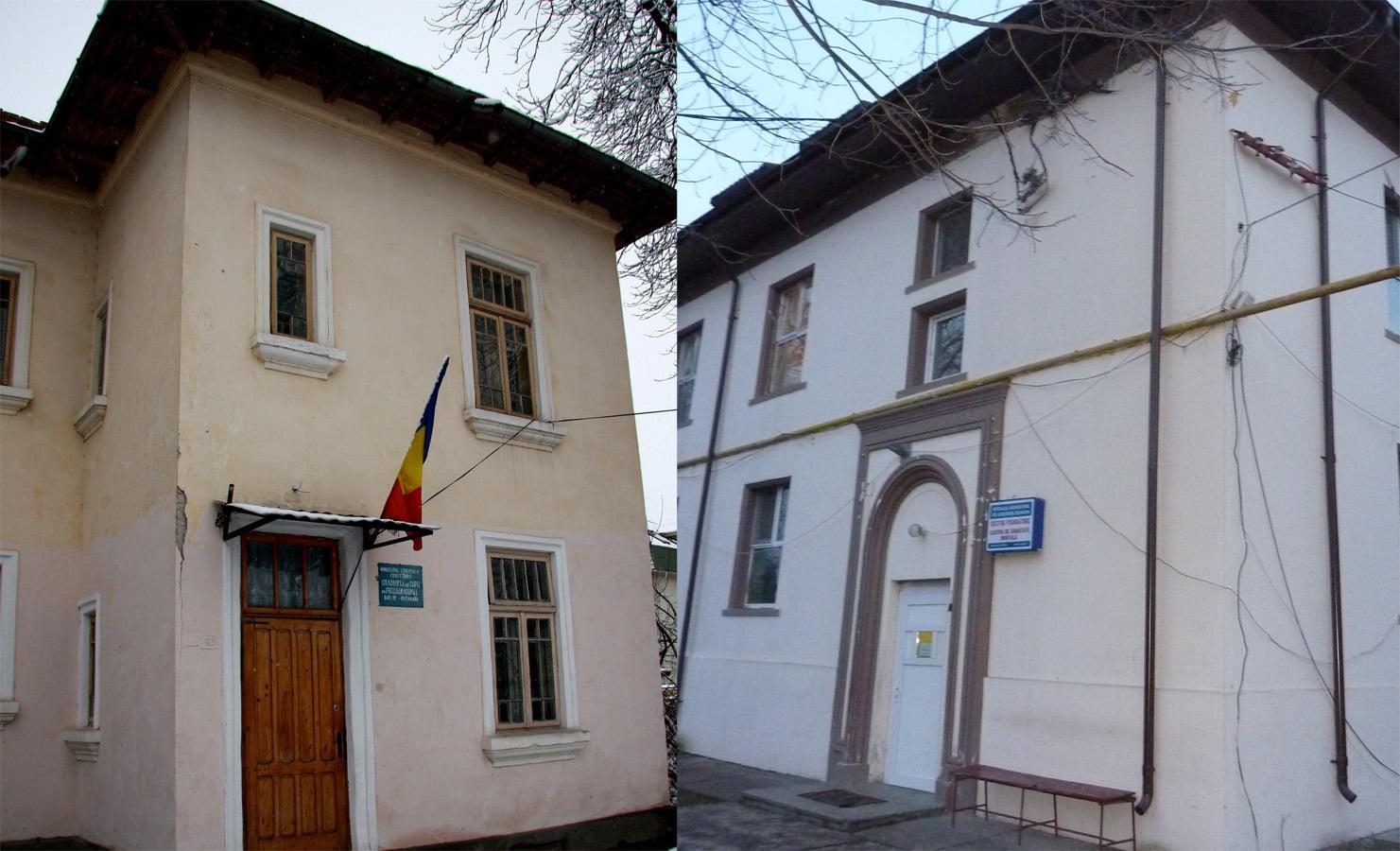 Centre de recuperare pentru copiii cu handicap și de evaluare a persoanelor cu handicap, la Roman