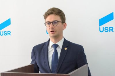 Deputatul USR de Neamț Iulian Bulai