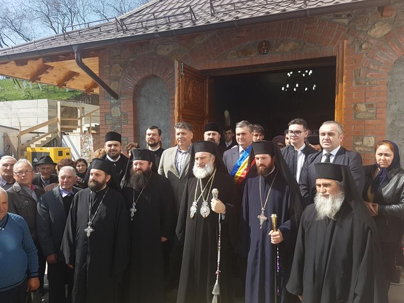 A fost ales noul stareț al Mănăstirii Giurgeni