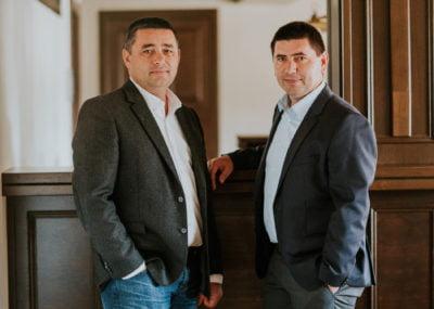 Vasile și Emil Goța