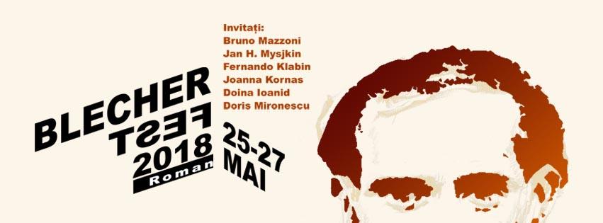 Festivalul Max Blecher – ediția a II-a, un proiect cultural de 13.000 de euro