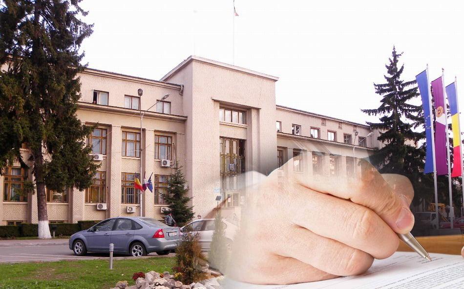Primăria Roman are un buget cu minus 10 milioane de lei