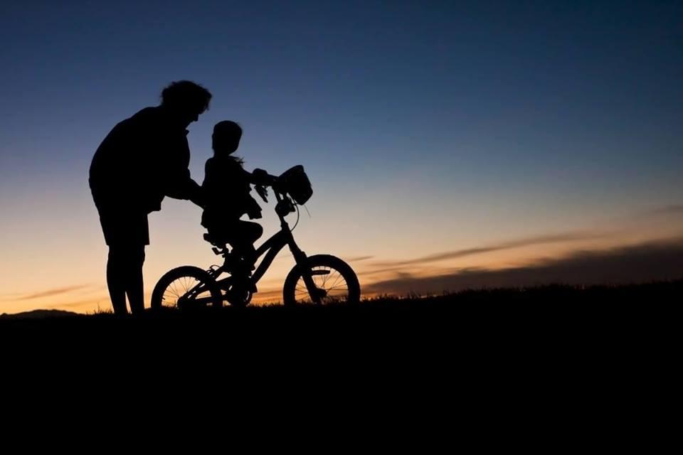 """Lecții de """"biciclit"""", în Piața """"Roman Vodă"""""""