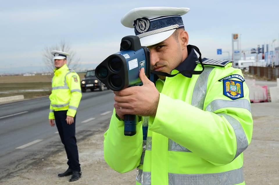 """Noul radar cu laser al Poliției Neamț a făcut zeci de """"victime"""" printre șoferi"""