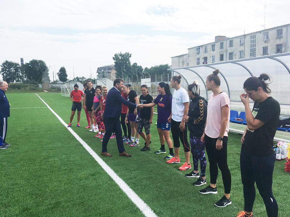 Pregătiri pentru debutul noului campionat, la echipele CSM Roman