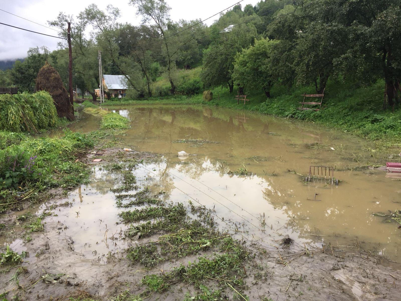 Bani de la Guvern pentru localități din Neamț afectate de calamități