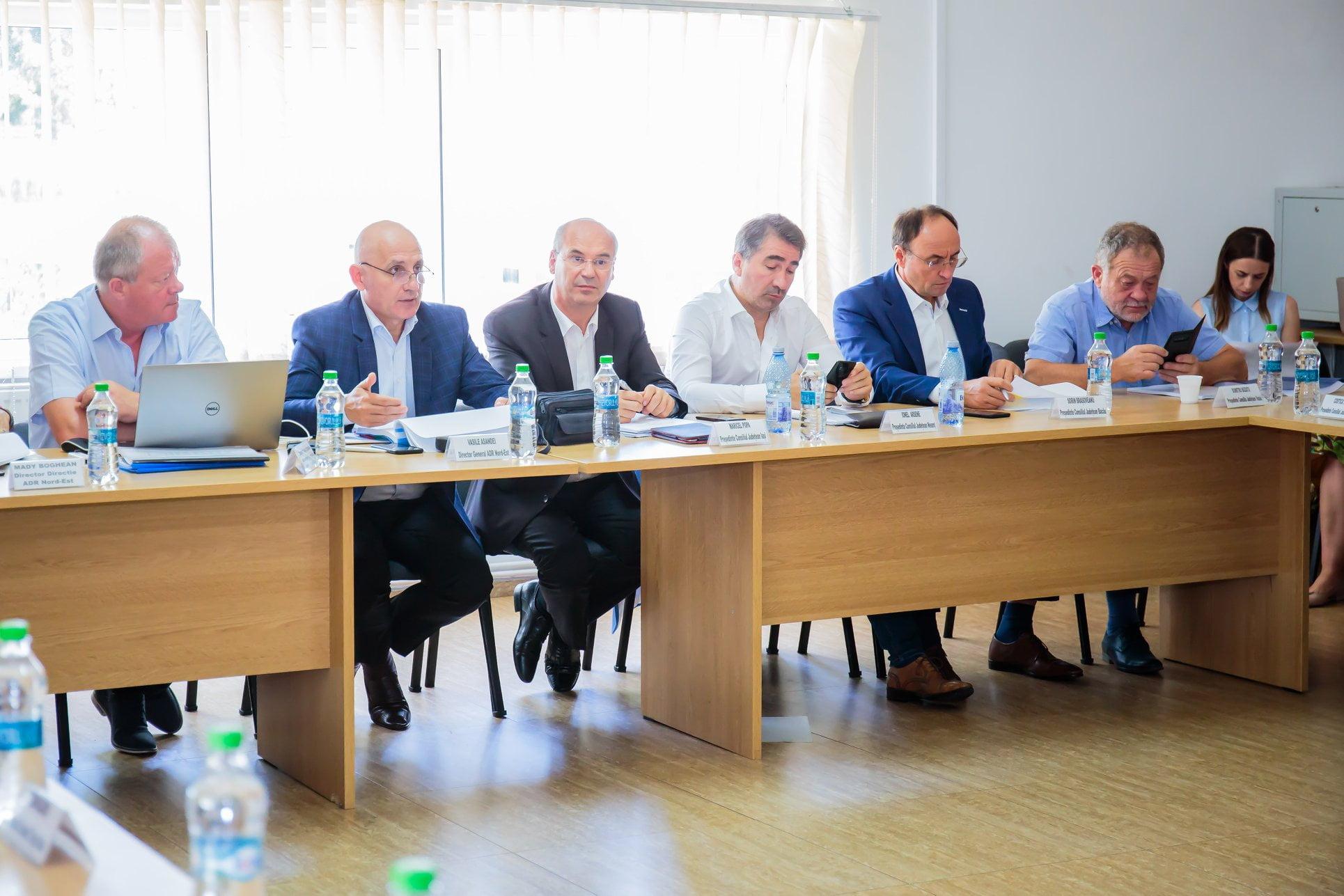 Consiliul pentru Dezvoltare Regională Nord-Est solicită noi finanțări pentru reabilitarea termică a clădirilor publice