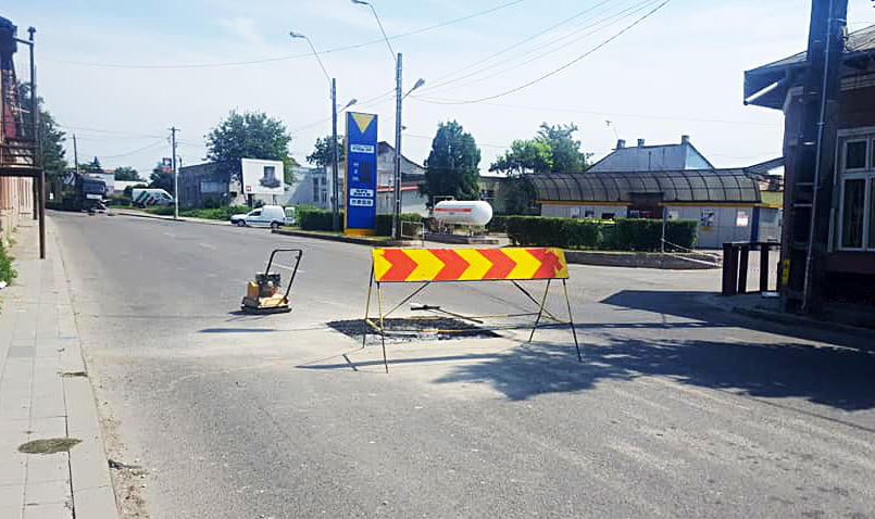 Trafic restricționat pe bulevardul Nicolae Bălcescu, în această noapte