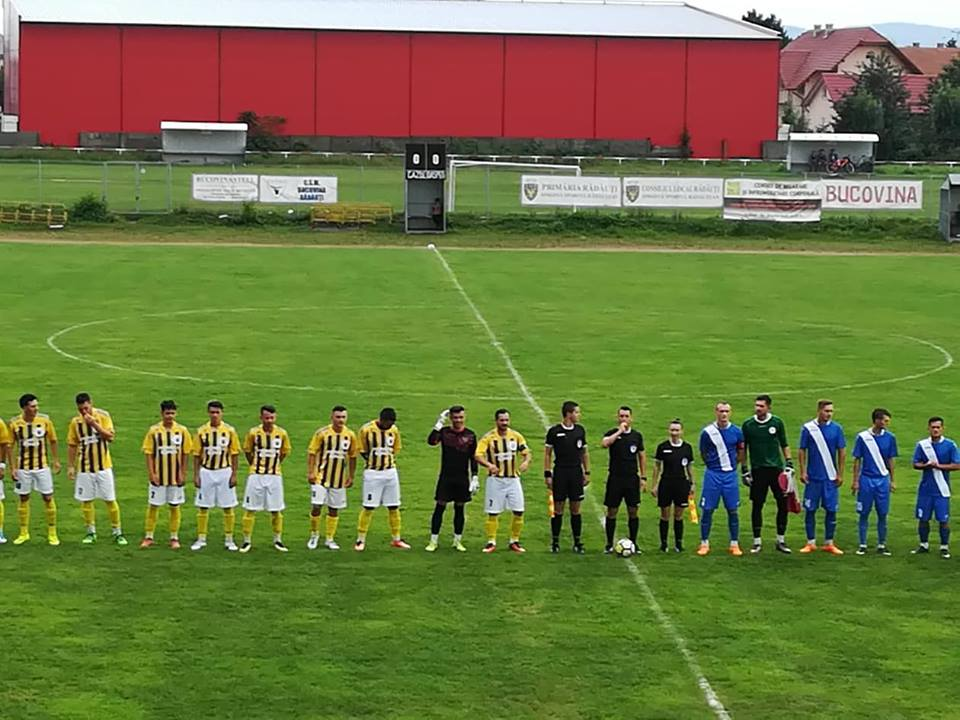 Debut cu înfrângere pentru fotbaliștii CSM Roman, în noul campionat