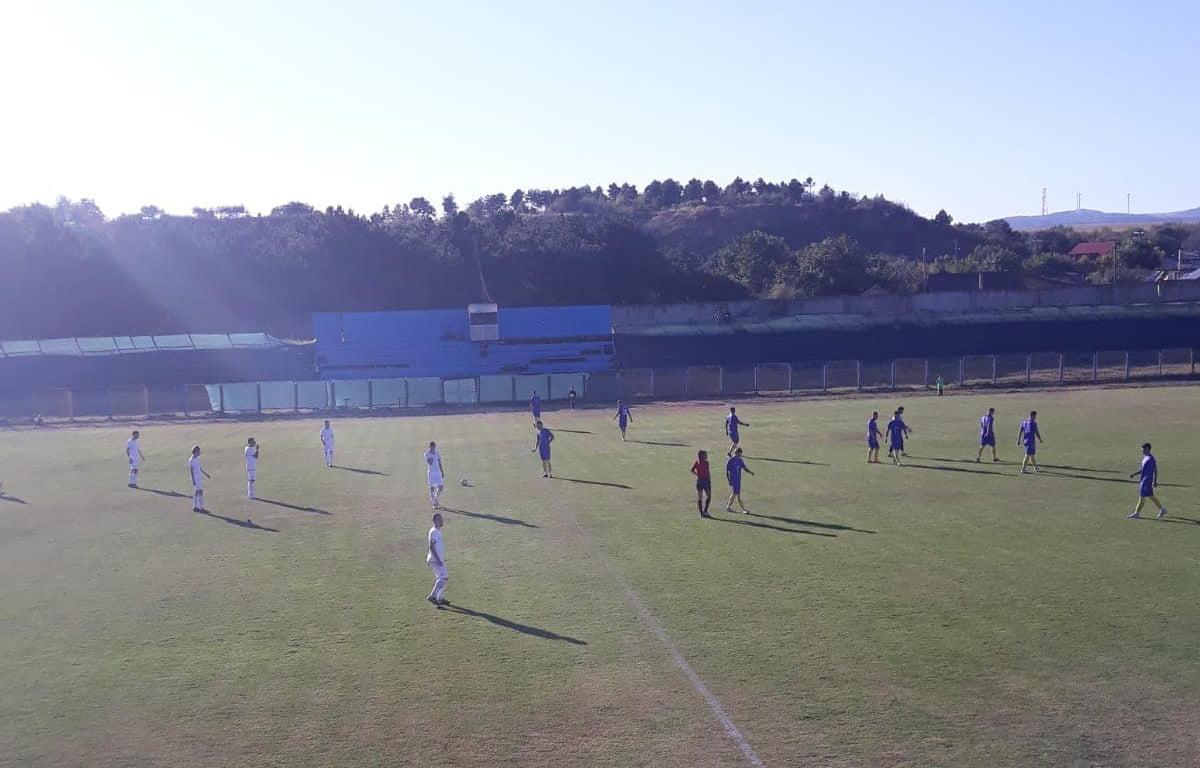 Înfrângere pentru fotbaliștii CSM Roman, la Râmnicu Sărat