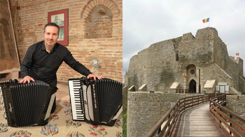 Muzica Palatelor României, la Cetatea Neamț și Castelul Miclăușeni