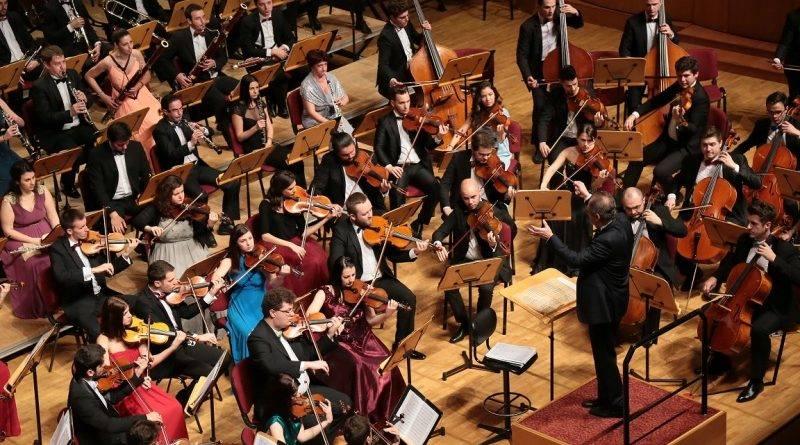 Grădinile Arhiepiscopiei, deschise pentru concertul de Centenar al Orchestrei Metropolitane București