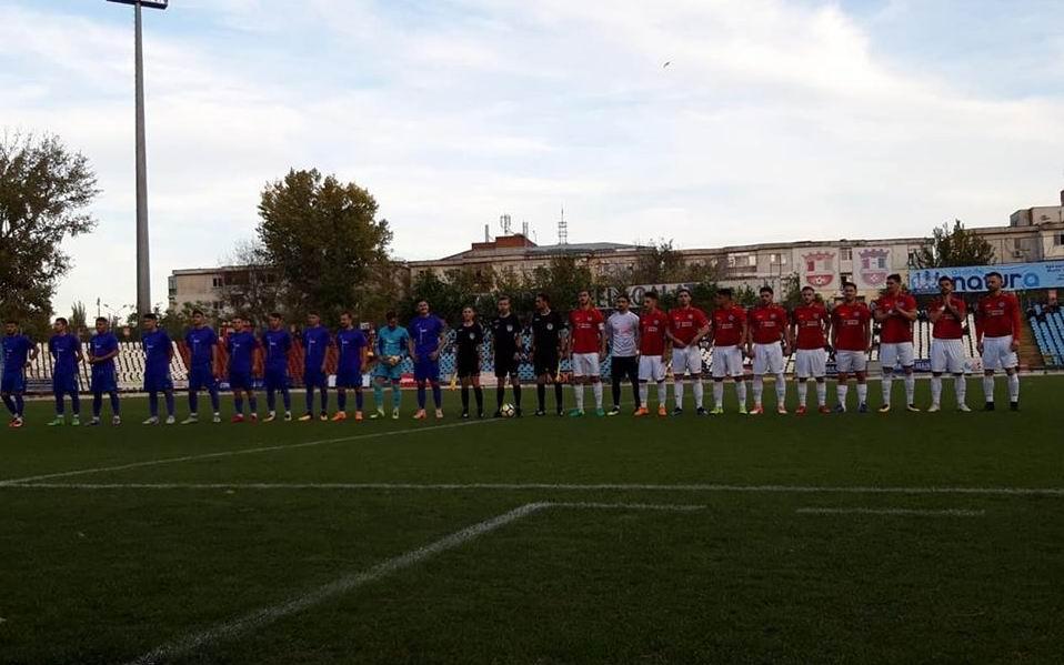 Fotbaliștii CSM Roman, învinși în deplasare pe terenul liderului. VIDEO