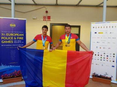 Marian Danțiș și Florin Asmarandei