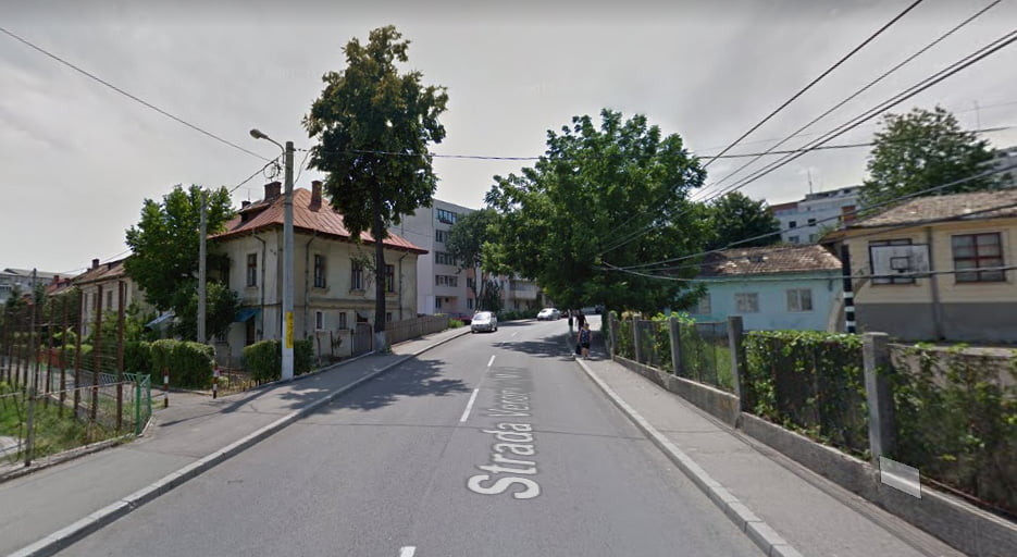 Strada Veronica Micle, cu trafic restricționat joi și vineri
